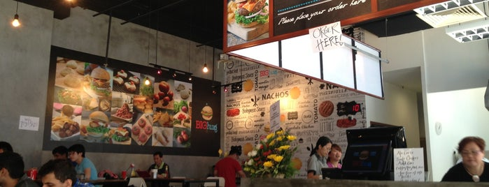 Big Hug Burger is one of Burger places in KL.
