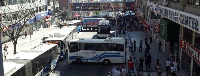 Meşrutiyet Caddesi is one of Ölmeden Önce Gidilecek Yerler.