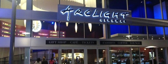 ArcLight Cinemas is one of Entertainment.