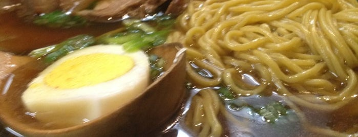 Suzu Noodle House is one of Obsessed w Ramen.