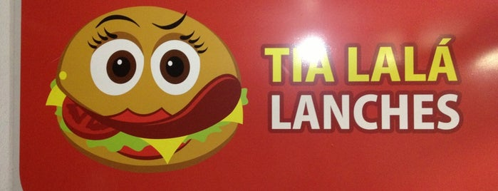 Tia Lalá is one of Burgers in Porto Alegre.