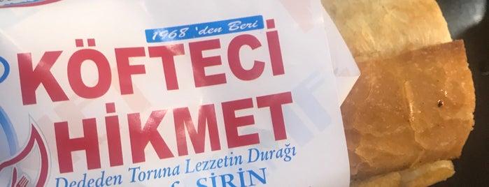 Köfteci Hikmet is one of Turgutlu.