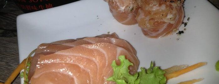Torii Culinaria Japonesa is one of *****Beta Clube*****.