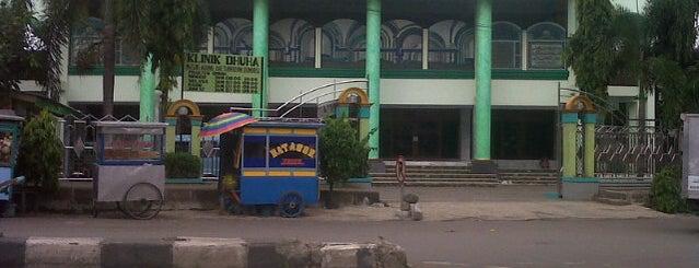 Masjid Agung Baiturrohim is one of Kota Brebes (Decorate of Java) #4sqCities.