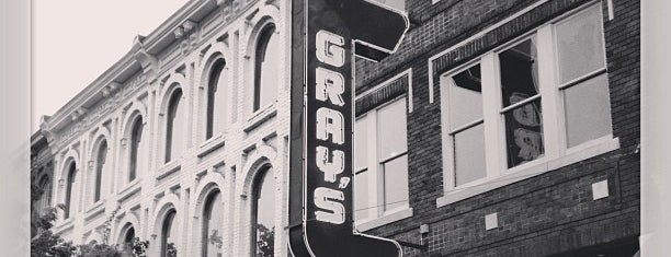 GRAYS On Main is one of Places To Visit In Nashville.