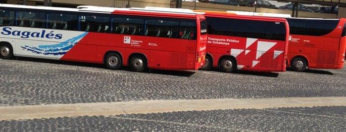 Estación de Autobuses Barcelona Nord is one of Terminais!.