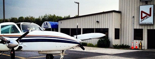 Manitowoc County Airport is one of Hopster's Airports 1.