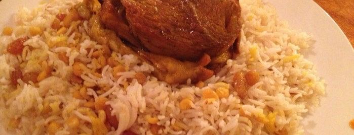 مطعم شاطئ الوطيه is one of مطاعم ابي اشوفها.