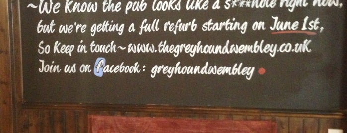 The Greyhound is one of The Great Trees of London.