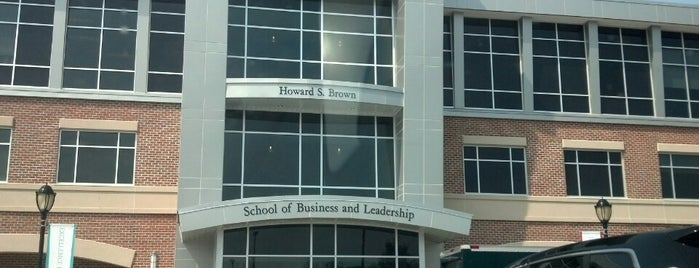 Stevenson University - Owings Mills Campus is one of Colleges and Universities in Maryland.