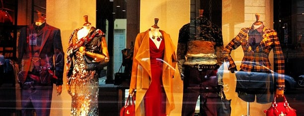 Vivienne Westwood is one of Worldwide: Best Design & Concept-Stores!.