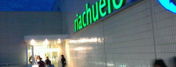 Riachuelo is one of comércio & serviços.