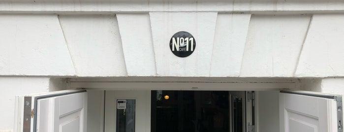 No. 11 Café is one of Copenhagen.