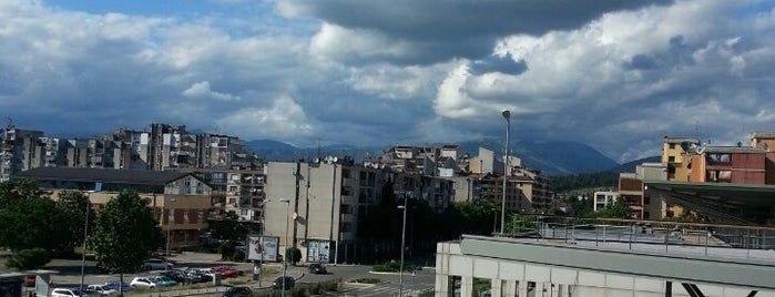 Podgorica is one of Capitals of Europe.