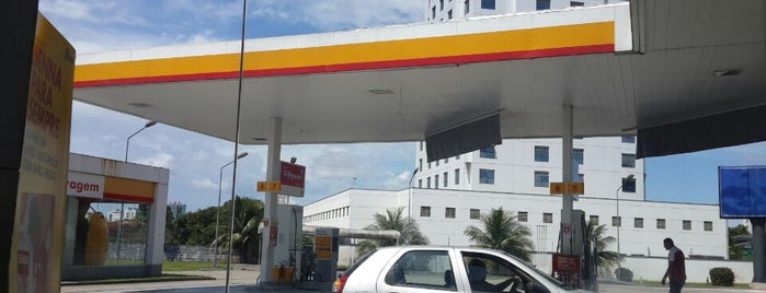 Posto Shell is one of Posto de Gasolina de Manaus.
