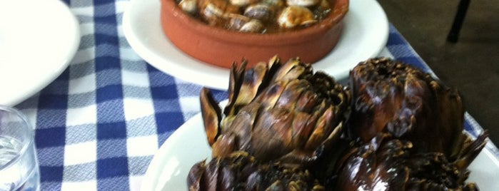 Els Castanyers is one of Comer bien.