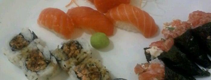 Kappa Sushi is one of Favorite Food.