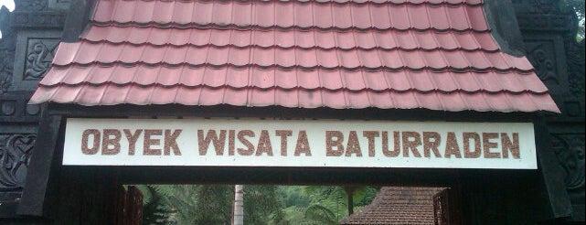 Baturraden is one of Wisata Jateng DIY.