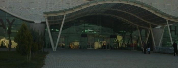 Hatay Airport (HTY) is one of Airports in Turkey.