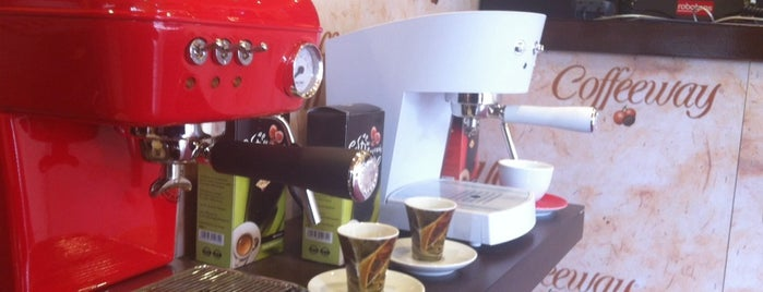 Coffeeway is one of Alternatif Kafeler İstanbul.