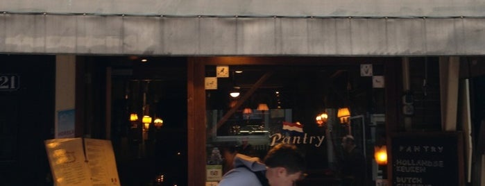 The Pantry is one of Amsterdam.
