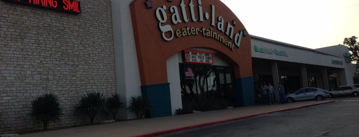 Gatti-Land is one of Favorite places to eat....