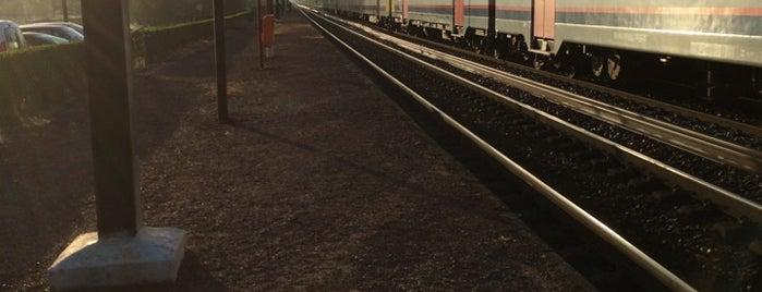 Station Schulen is one of Bijna alle treinstations in Vlaanderen.