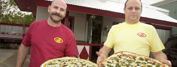 East Side Pies is one of 2014 Austin Chronicle First Plates Awards.