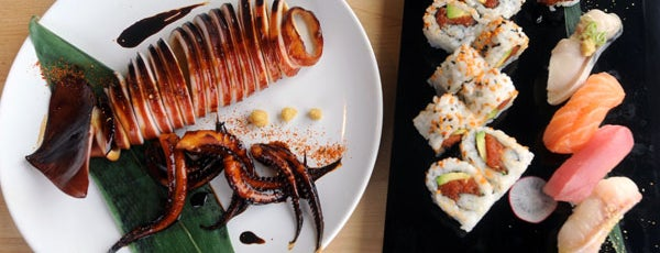 Komé is one of 2014 Austin Chronicle First Plates Awards.