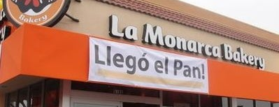La Monarca Bakery is one of Tacolandia Restaurants!.