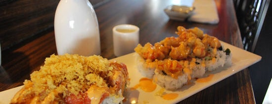 Yen Sushi & Sake Bar (Century City) is one of The LA Weekly Happy Hour Guide!.