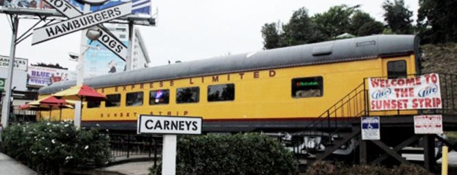 Carney's is one of E3/Los Angeles, CA.