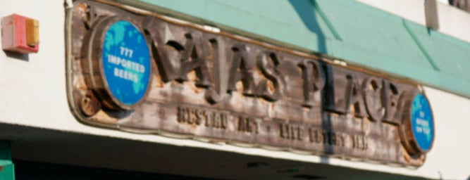Naja's Place is one of The LA Weekly Happy Hour Guide!.