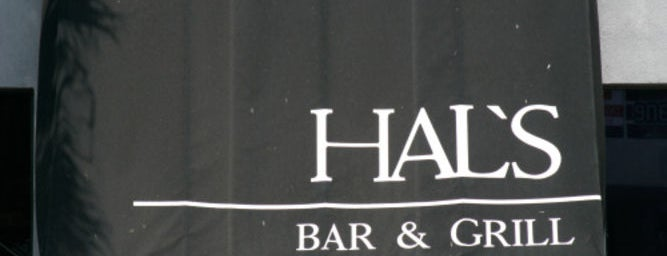 Hal's Bar & Grill is one of The LA Weekly Happy Hour Guide!.