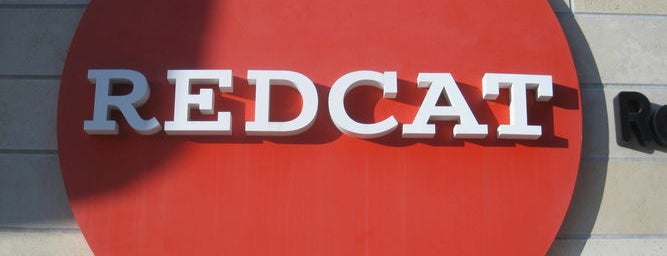 REDCAT is one of SoCal Shops, Art, Attractions.
