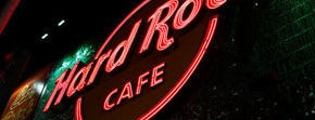 Hard Rock Cafe Hollywood on Hollywood Blvd is one of ETC TIP ~2.