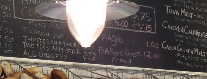 Everything Bagels is one of NYC grub.
