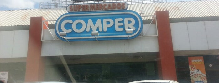 Comper is one of Abastecendo a despensa.