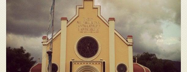 Paróquia Nossa Senhora da Conceição is one of #Penha2013 | Nossa Senhora da Penha - Peregrinação.