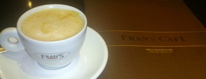 Fran's Café is one of BarraShopping.