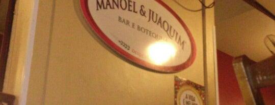 Manoel & Juaquim is one of Restaurantes em Jacarepaguá.