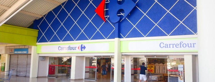 Carrefour is one of Meus lugares.
