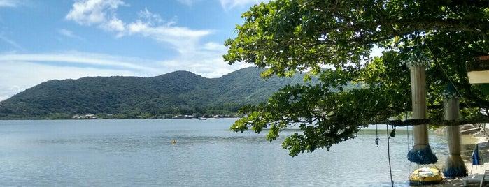 Caieira da Barra do Sul is one of Lugares que já dei checkin.