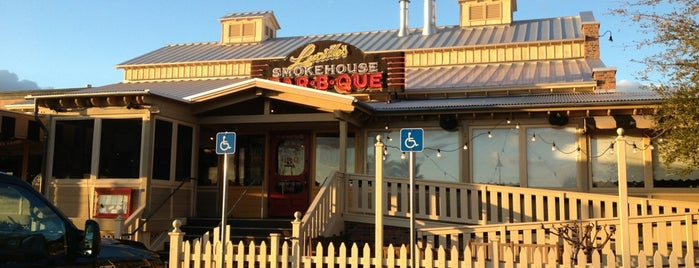 Lucille's Smokehouse Bar-B-Que is one of Top 8 favorites places in Rocklin, CA.