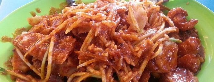 Gani Famous Pasembur is one of restaurant.