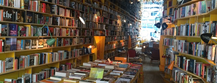 Libreria is one of East London.