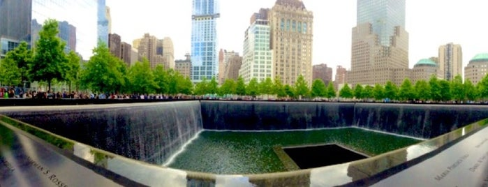 National September 11 Memorial & Museum is one of My NYC.