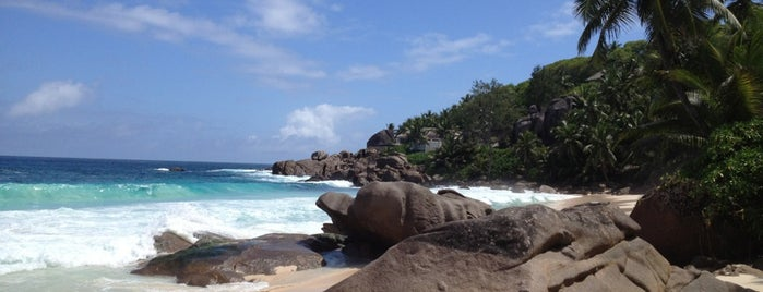 Places in Seychelles