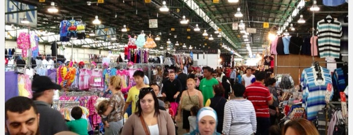 Sydney Markets is one of Sydney.