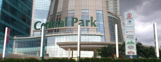 Central Park is one of Great Jakarta.